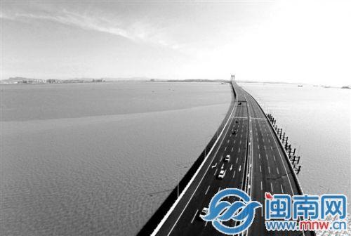 泉州市人大代表建议降低泉州湾大桥收费吸引车流