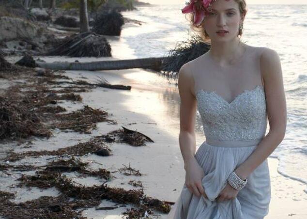 如何根据婚礼场地选婚纱?