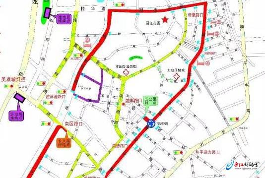 12月3日晋江交通管制提示