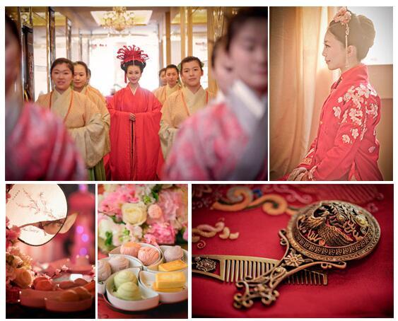 中式传统婚嫁风尚