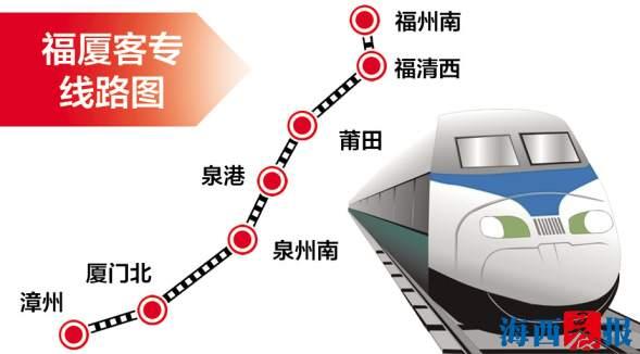 福厦高铁泉州南站设在晋江