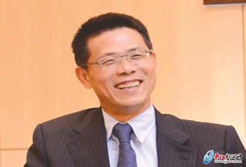 福建省晋华集成电路有限公司总经理陈正坤