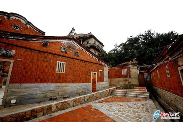 梧林古村落保护发展项目正式启动