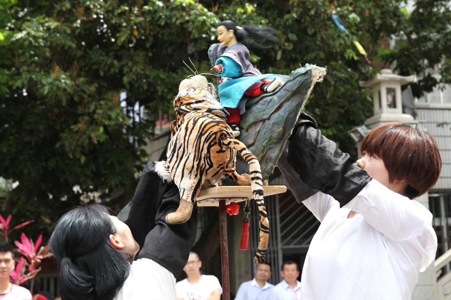 """""""隐•福之林""""——福林古村落摄影比赛庄明眉组照入选作品"""