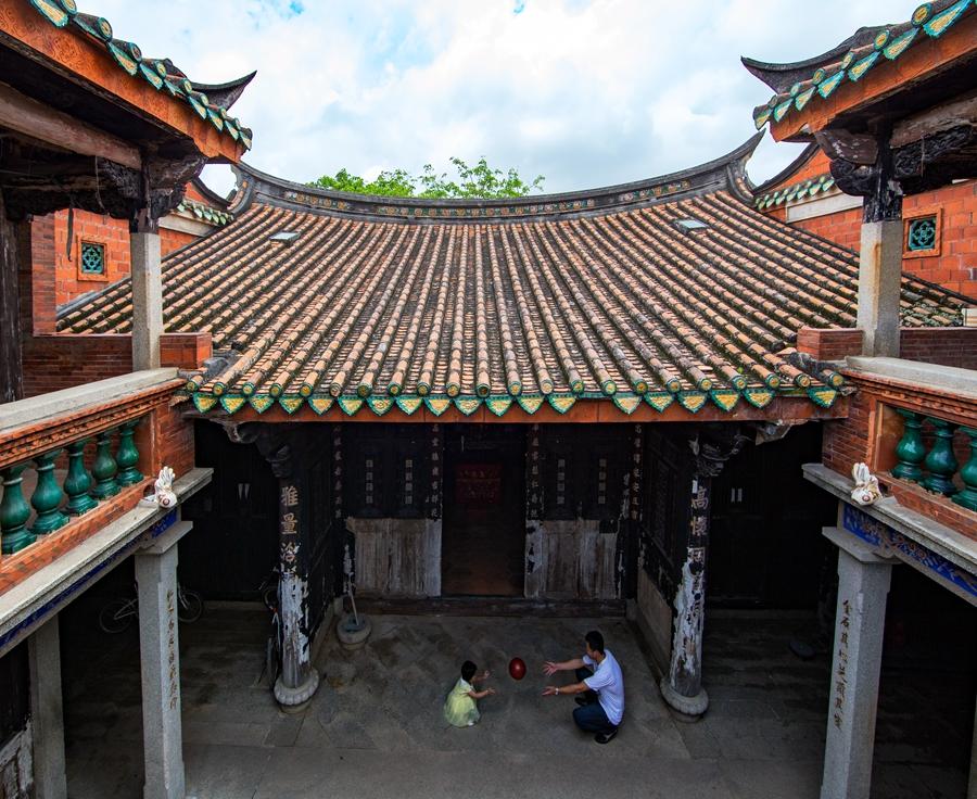 """""""隐•福之林""""——福林古村落摄影比赛优秀作品"""