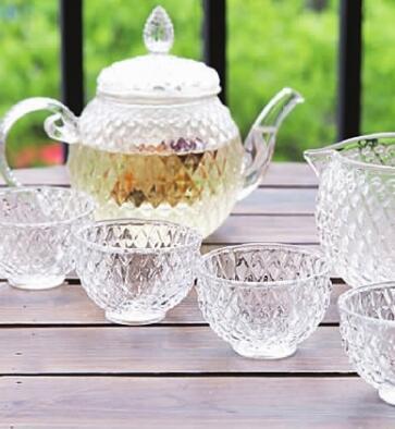 玻璃茶壶知多少 选购保养有窍门