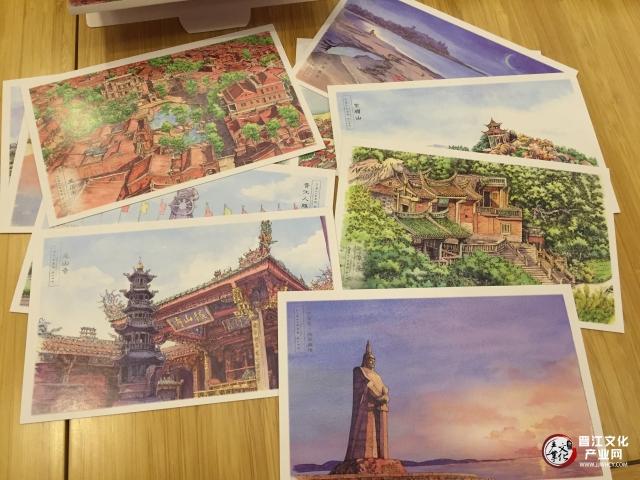 颜值爆表!这么美的手绘明信片你想要吗?送你!