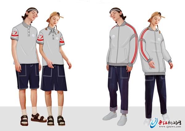 评委点赞晋江国际中学生运动服装设计大赛
