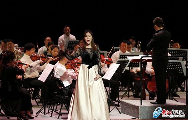 中国国家交响乐团点赞晋江:音乐会礼仪好 城市文明程度高