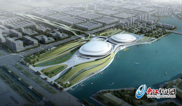 晋江第二体育中心