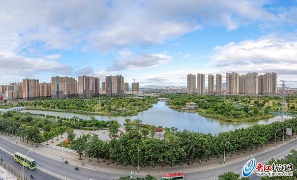 刷新城市颜值 造就最美晋江