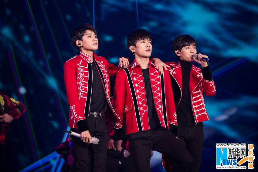 湖南卫视跨年演唱会12月31日全球直播 人气偶像集结