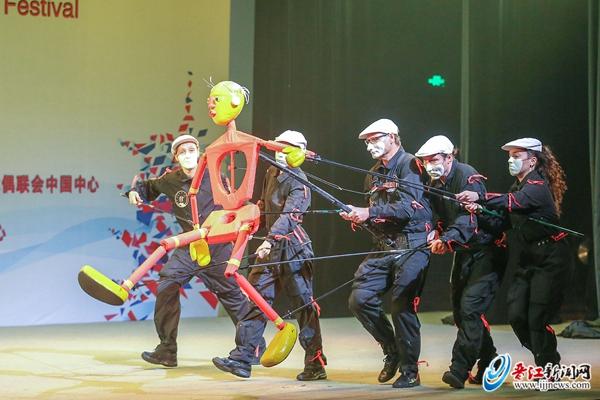 第五届中国泉州国际木偶节闭幕式昨举行