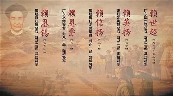 电影《无问西东》的泉州元素 沈光耀祖上曾任清代晋江总兵