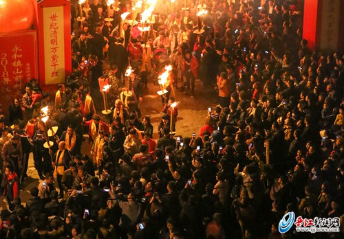 The Spring Festival of Jinjiang