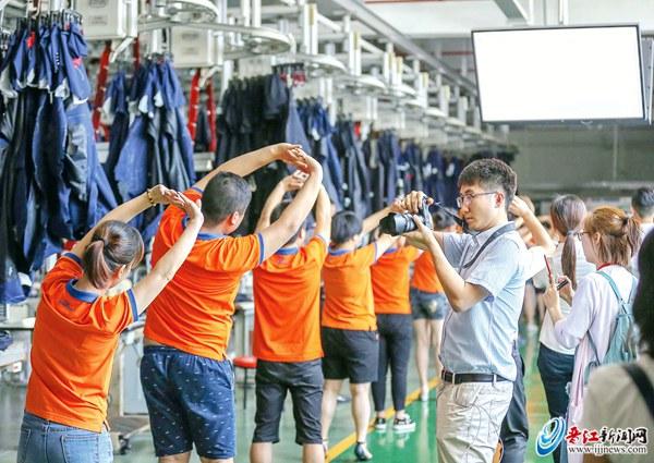 晋江是改革开放40年发展的一个缩影
