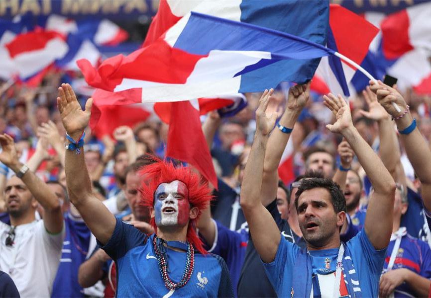 世界杯期间俄罗斯共接待约300万外国球迷