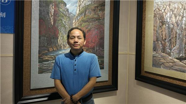 陈荣浩:匠心独运 让丝绸文化获得新生