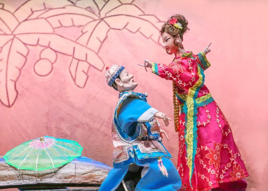 晋江掌中木偶喊你看戏啦!9月29日、30日一起相约戏剧中心