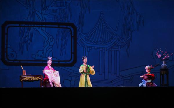 晋江市掌中木偶艺术保护传承中心 三出小戏展掌中木偶新风采