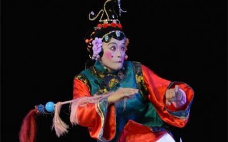 晋江市迎梅高甲戏剧社 参加全国丑角戏曲比赛