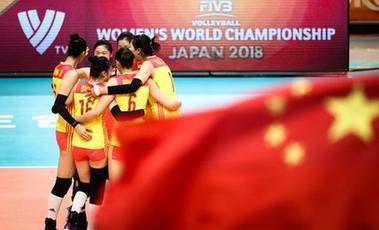 女排最新世界排名:中国队退居次席