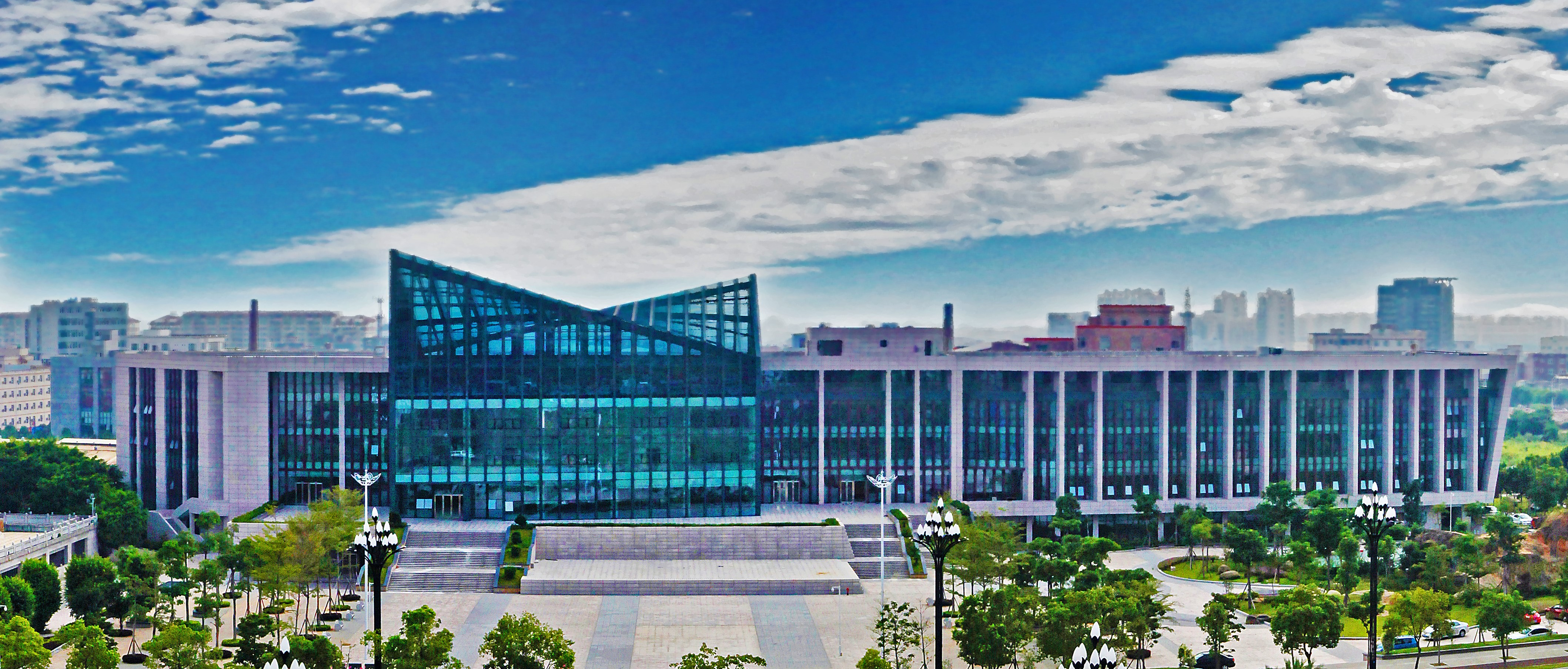 晋江市文化馆免费开放时间及常设免费项目