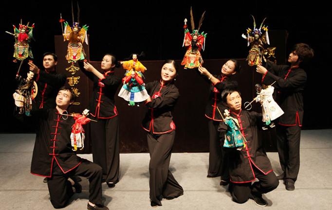 【国家级】传统戏剧——晋江布袋木偶戏