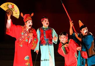 【国家级】传统戏剧——柯派高甲戏丑行表演艺术