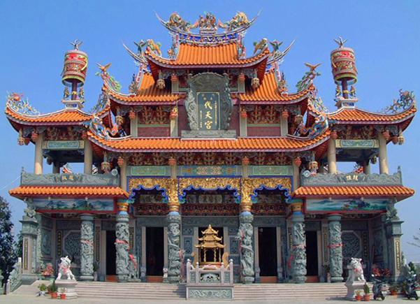 【省级】传统手工技艺——潘山庙宇木雕