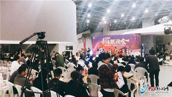 展现青年风采 现园区活力 2019年洪山文创园新春联谊会举行