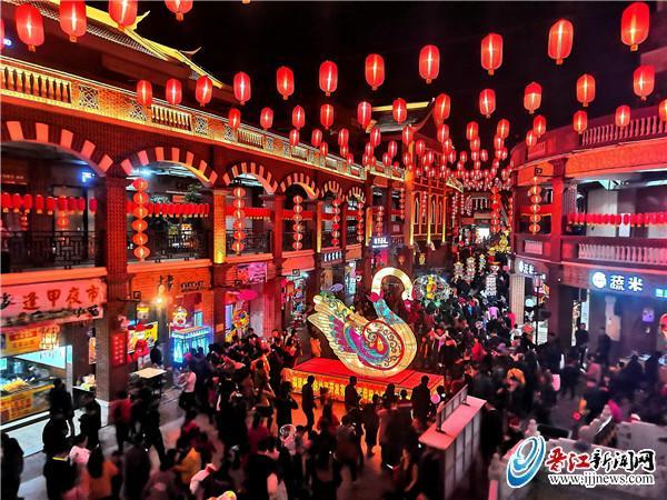 古镇春风闹元宵 晋江市(安海) 第三届元宵文化活动开幕