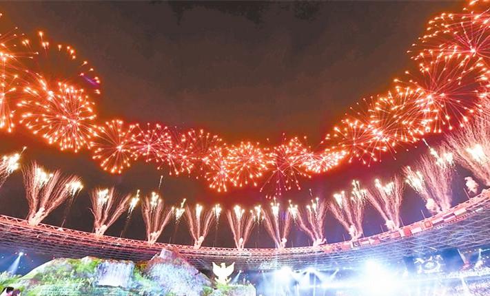 印度尼西亚正式宣布申办2032年奥运会