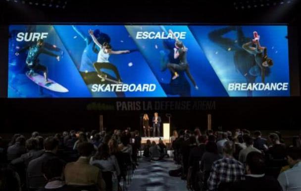 巴黎奥组委提议2024年奥运会增设四大项,注重观众互动性