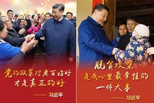 """习近平在重庆考察并主持召开解决""""两不愁三保障""""突出问题座谈会"""