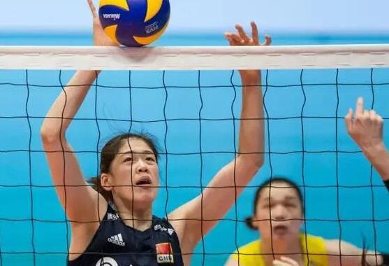 瑞士精英赛李盈莹23分助中国女排战胜波兰队