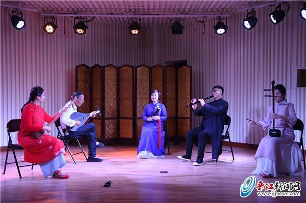 晋江市第十三届南音演唱节 持续到月底