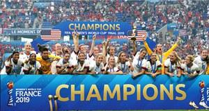 数说女足世界杯美国队夺冠历程