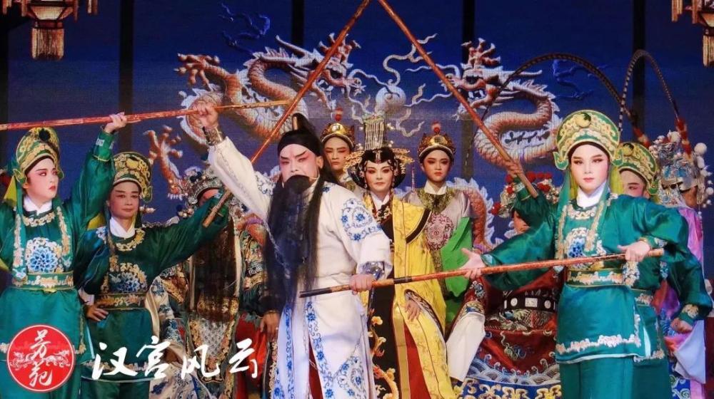 好戏连台!首届福建省民间职业剧团优秀剧目展演将在晋江举行