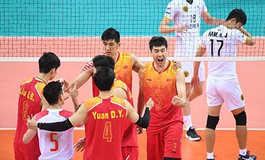 军运会26日综合:多个项目收官 中国女篮男排夺冠