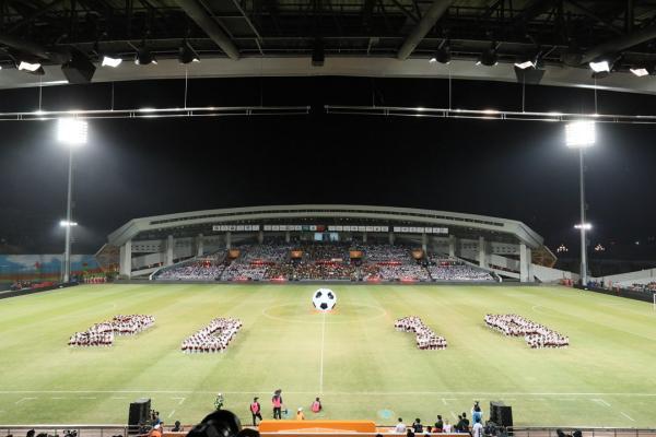 卡尔美2019年国际大体联足球世界杯开幕式