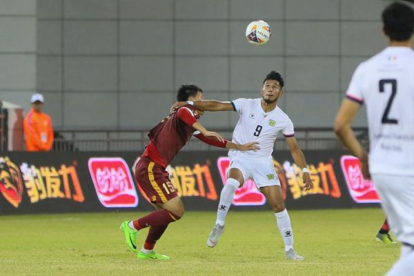 卡尔美2019国际大体联足球世界杯男子组北京理工大学VS墨西哥自治大学