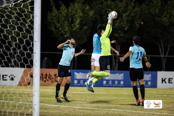 【男子半决赛】组图:乌拉圭共和国大学队2:0韩国明知大学队