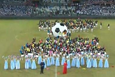 【视频回放】卡尔美2019年国际大体联足球世界杯闭幕式