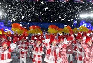 第六屆全國大眾冰雪季啟動 孫春蘭李鴻忠出席啟動儀式