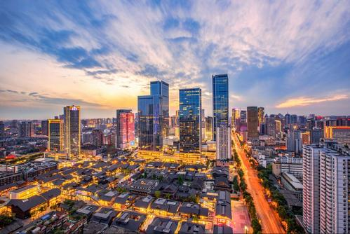 """如果不在北上廣 哪些新一線城市最適合""""居住""""?"""