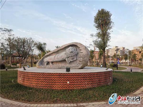 让非遗传承有更大空间 安海庵前村建设刣狮文化公园