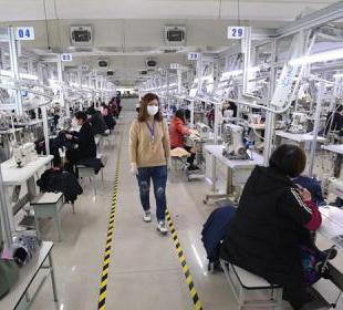 晋江:强化防疫防控 加紧复产复工