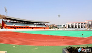 晋江少体校项目比赛场馆通过竣工预验收