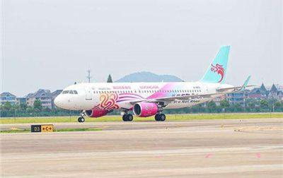 首架杭州亞運會彩繪飛機亮相